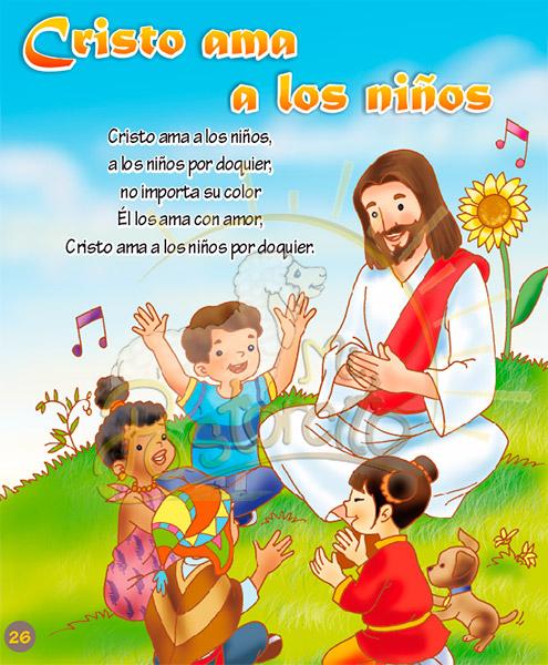 canciones infantiles cristianos evangelicos