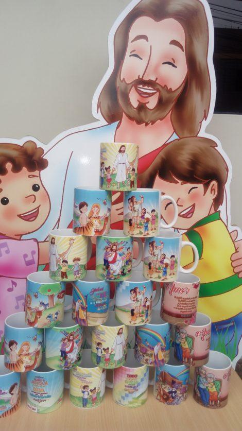 productos cristianos infantiles