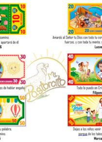 denarios - mi pastorcito