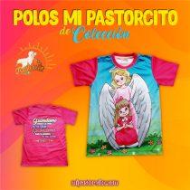 Polo Mi Pastorcito - Fuxia