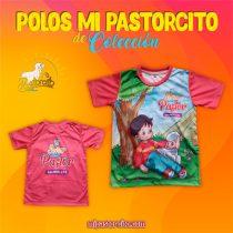 Polo Mi Pastorcito - Melón