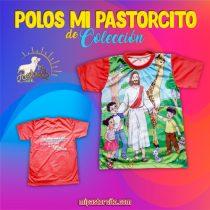 Polo Mi Pastorcito - Rojo