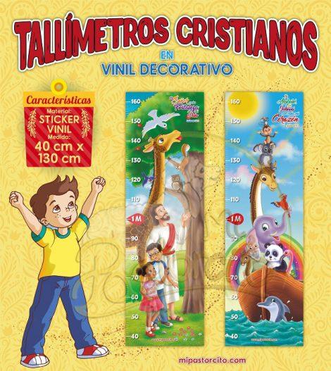 Tallímetros Cristianos