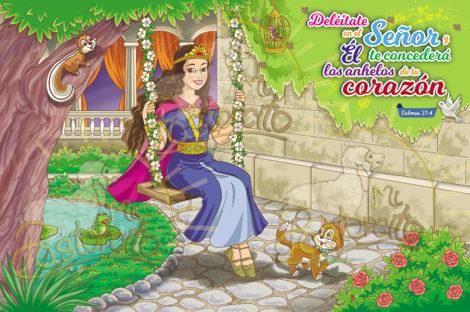 murales de la reina ester