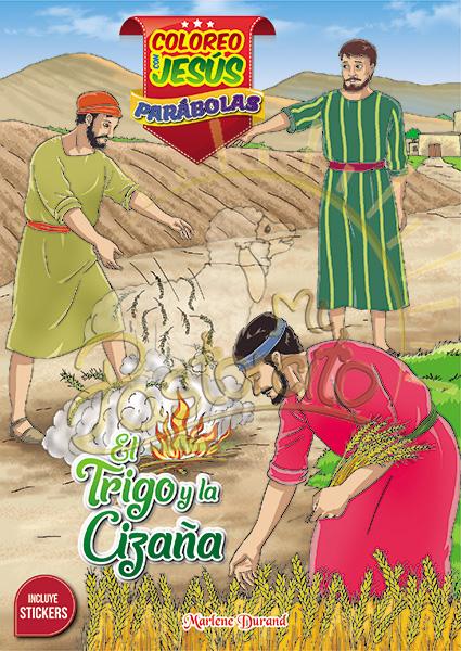 parábola trigo y la cizaña