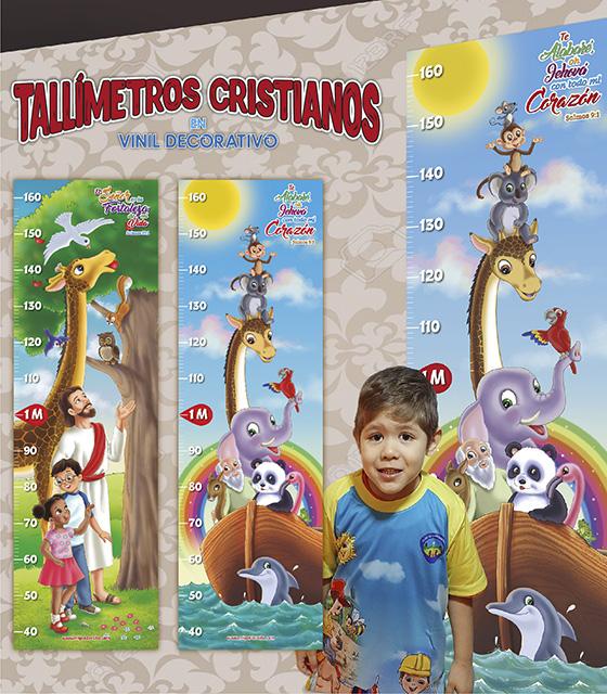 tallimetros cristianos